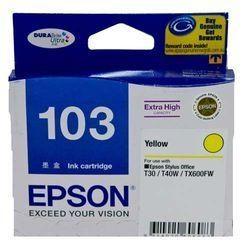 Mực in Epson 103 Yellow Ink Cartridge