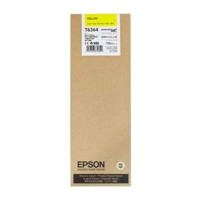 Mực in Epson T6364 Yellow ink cartridge (C13T636400)