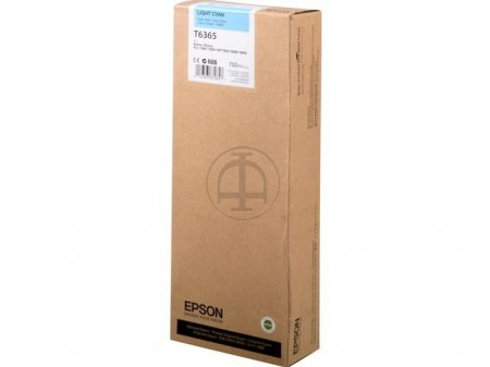 Mực in Epson T6365 Light Cyan ink cartridge (C13T636500)