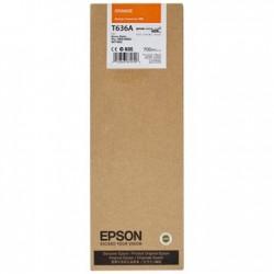 Mực in Epson T636A Orange ink cartridge (C13T636A00)