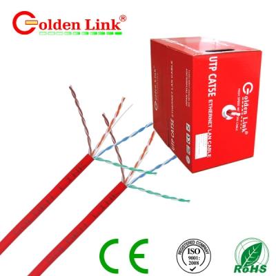 Dây cáp mạng Golden Link - 4 pair (UTP Cat 5e) 100m