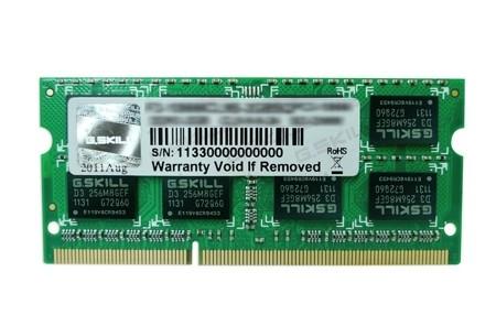 DDR3 8GB (1600) G.Skill F3-1600C11S-8GSQ