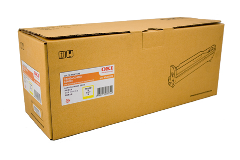 Drum OKI C3300n/C3400n/C3600n màu vàng