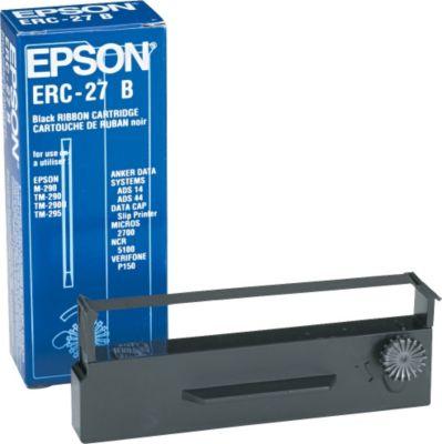 Epson ERC-27B Black Ribbon Cartridge (27B chính hãng)