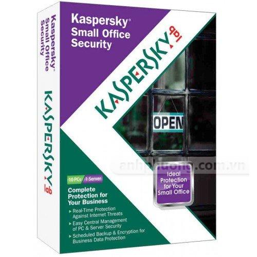 Kaspersky KSOS 1 Server + 10PC