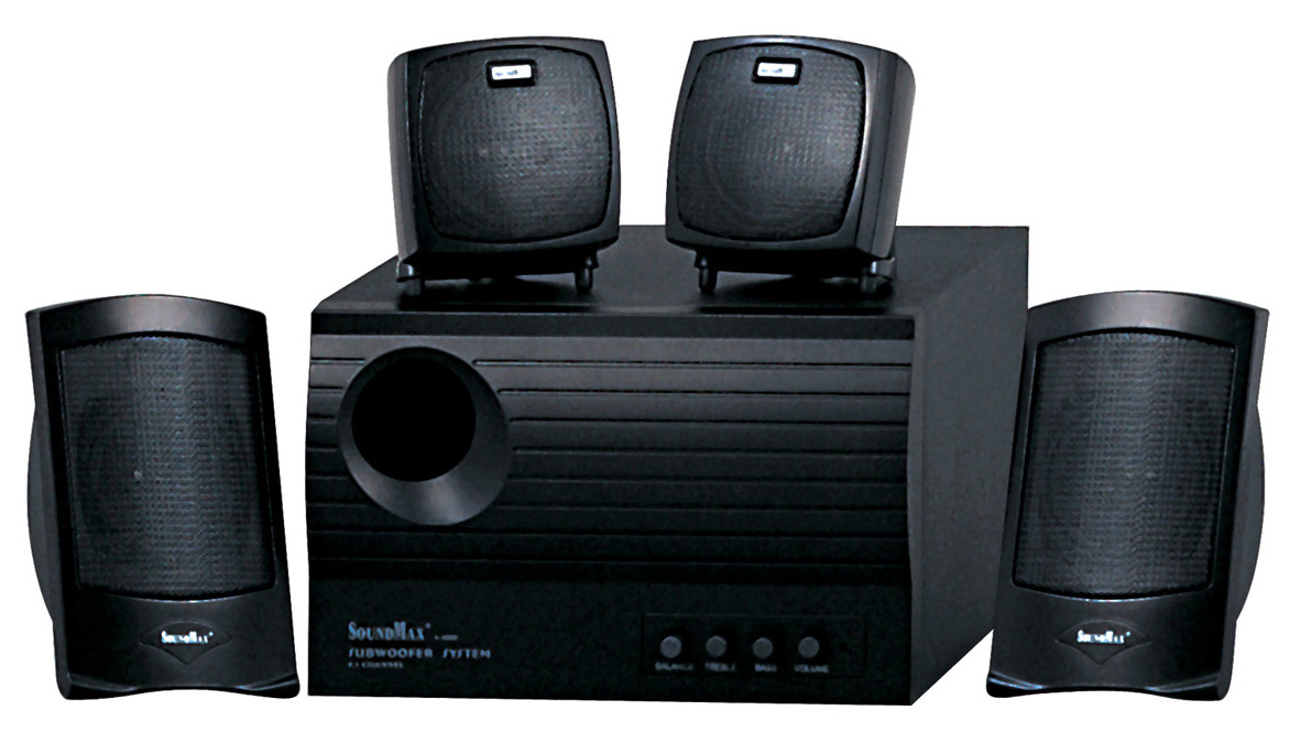 Loa SoundMax A4000/4.1