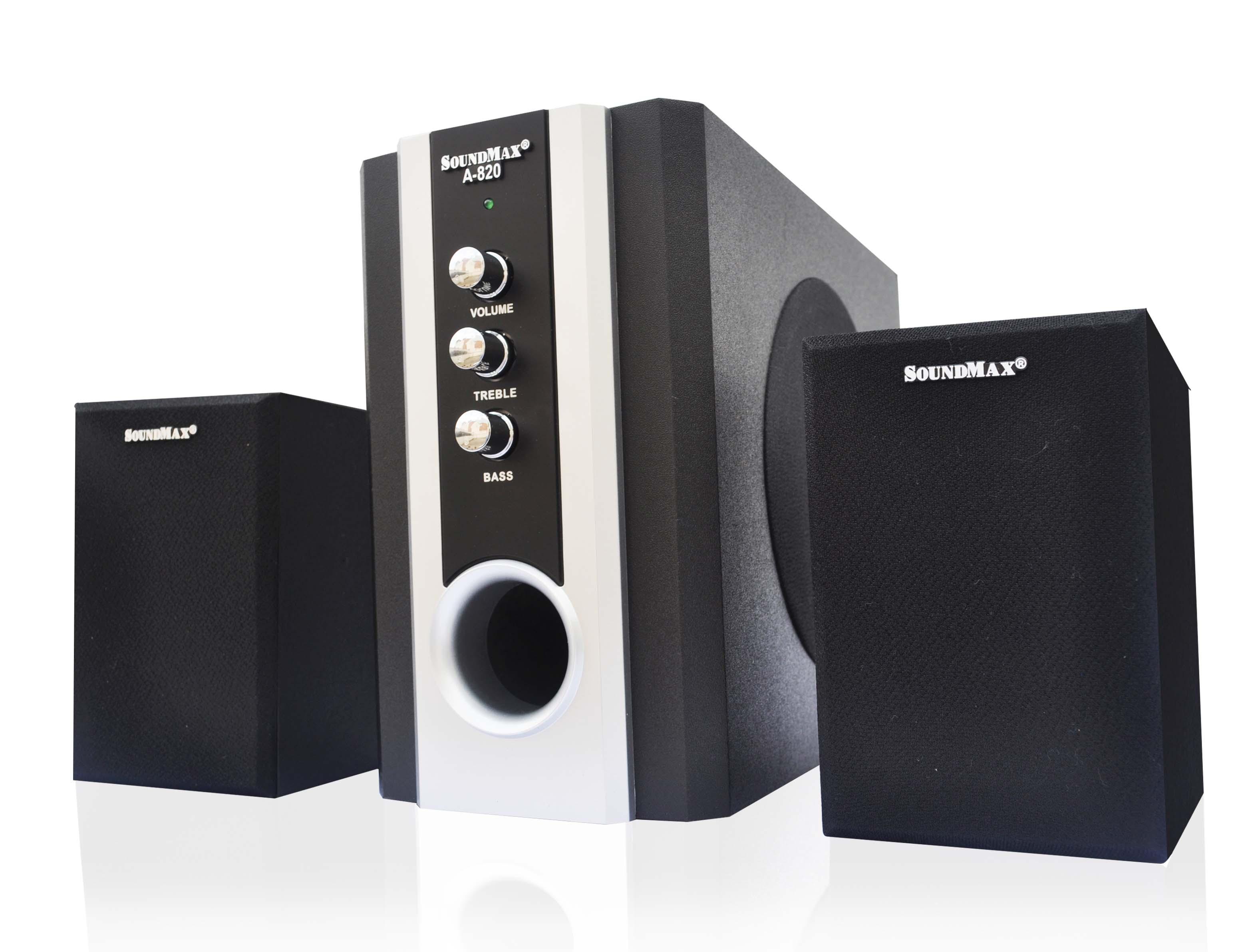 Loa SoundMax A820/2.1