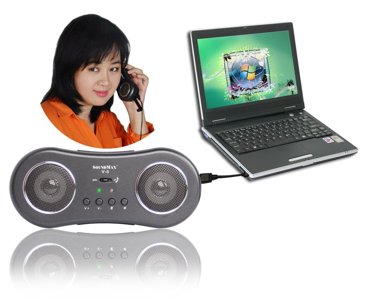 Loa SoundMax V-5/2.0