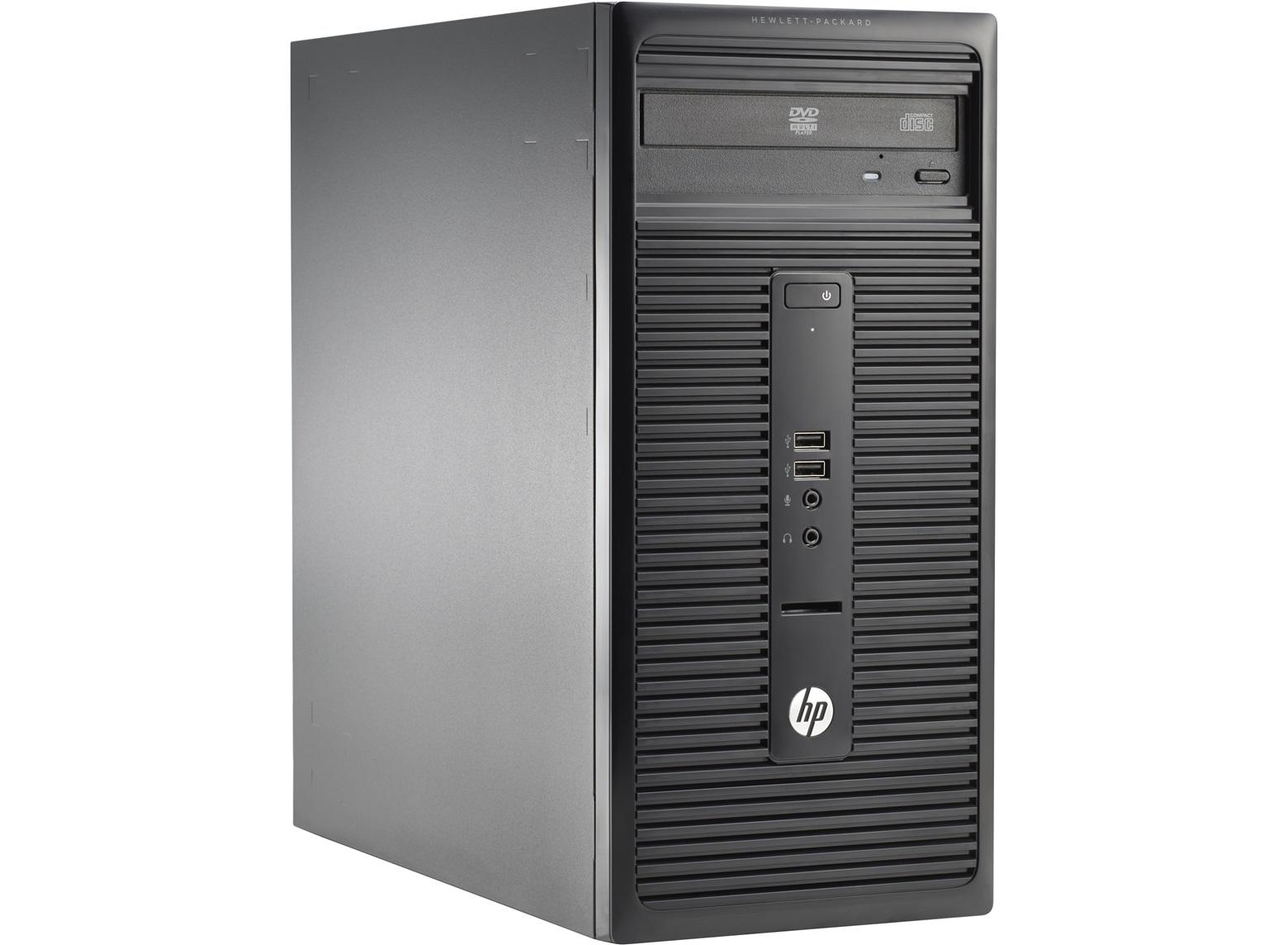 Máy bộ HP 280 G1 MT, Core i5-4590s/4GB/500GB (L1R07PT)