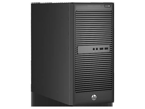 Máy bộ HP 406 G1 Microtower PC, Core i5-4590/4GB/500GB (L5V66PA)