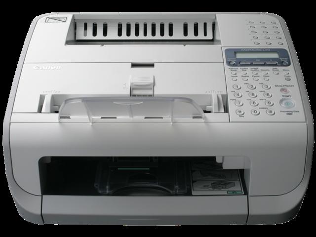 Máy Fax Canon L140, Laser trắng đen