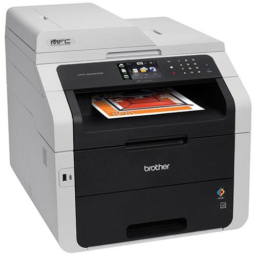 Máy in đa năng Laser màu Brother MFC-9140CDN, In/Fax/Copy/Scan