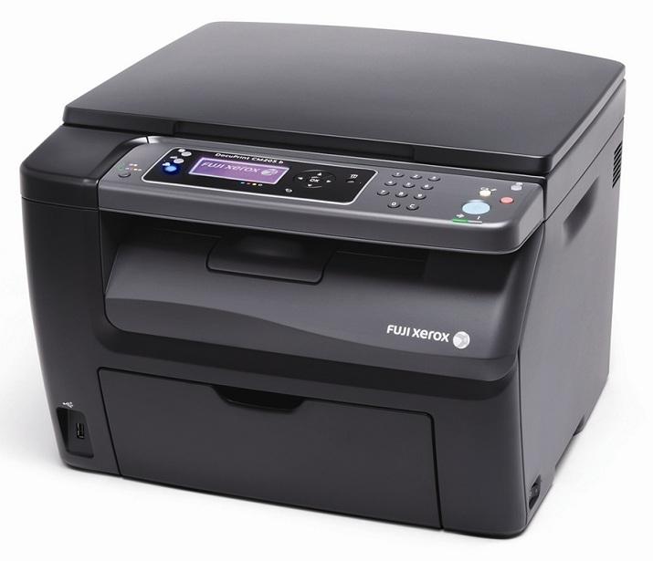 Máy in đa năng Laser màu Fuji Xerox DocuPrint CM115w