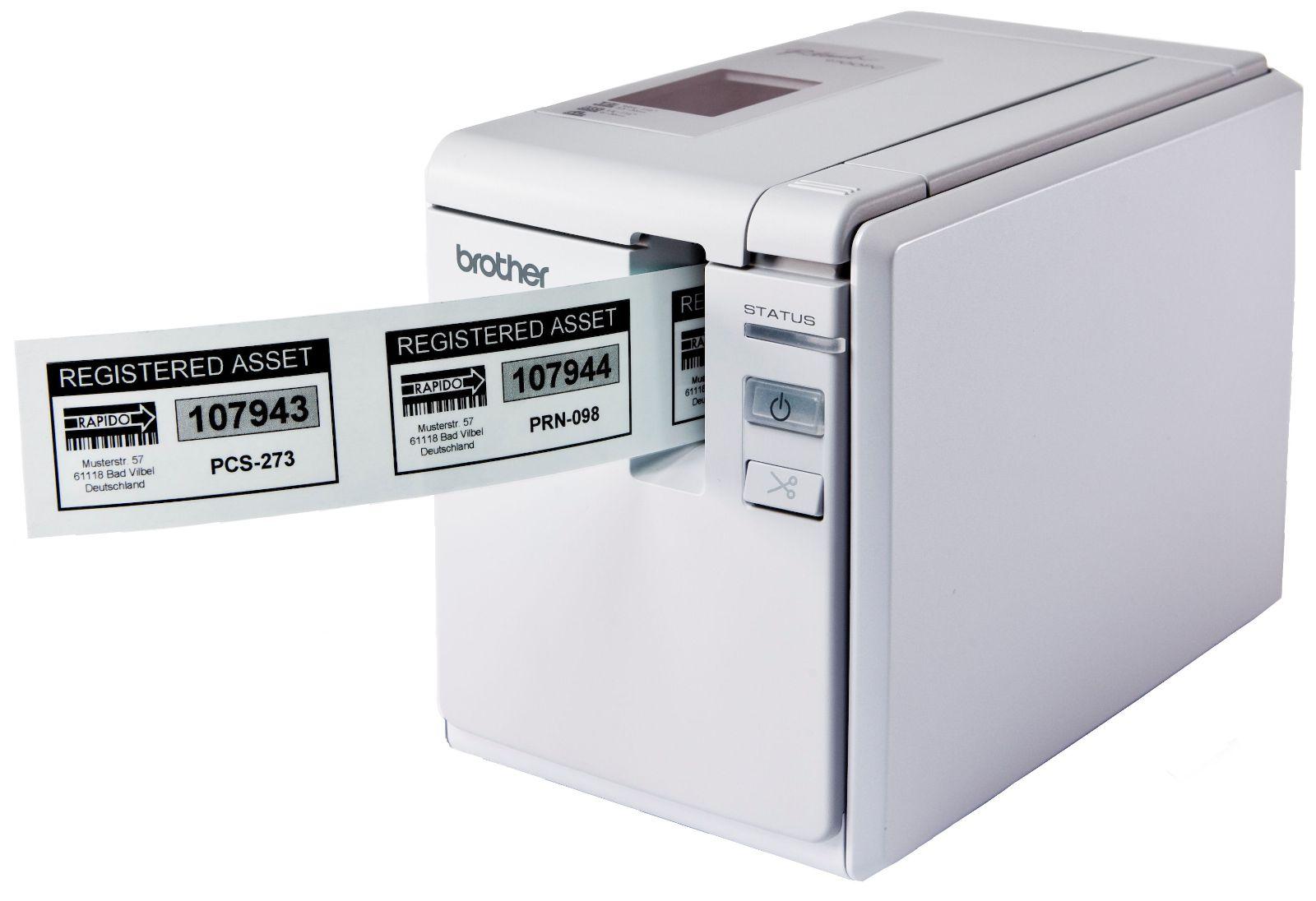 Máy in nhãn Brother PT-9700PC