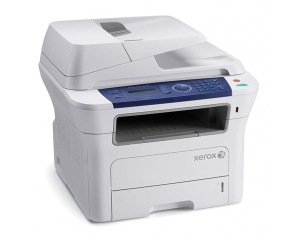 Máy in Xerox WorkCentre 3220, In, Scan, Copy, Fax, Network, Laser trắng đen