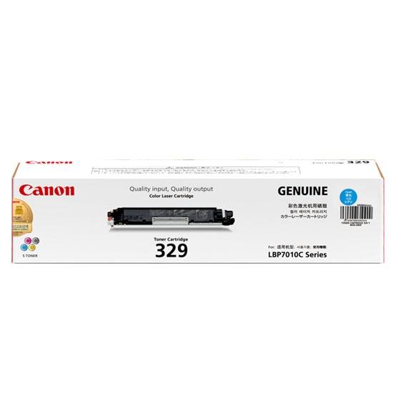 Mực in Canon 329 Cyan Toner Cartridge