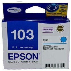Mực in Epson 103 Cyan Ink Cartridge
