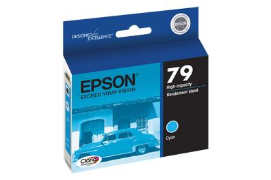 Mực in Epson 79 Cyan Ink Cartridge (T079220)