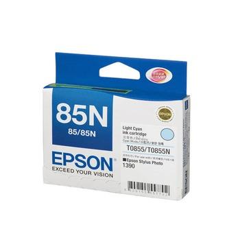 Mực in Epson 85N Light Cyan Ink Cartridge (T122500)