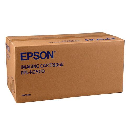 Mực in Epson EPL N2500 Black Toner Cartridge (S051091)