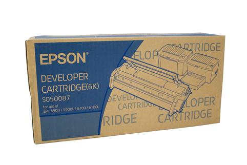 Mực in Epson S050087 Black Toner Cartridge