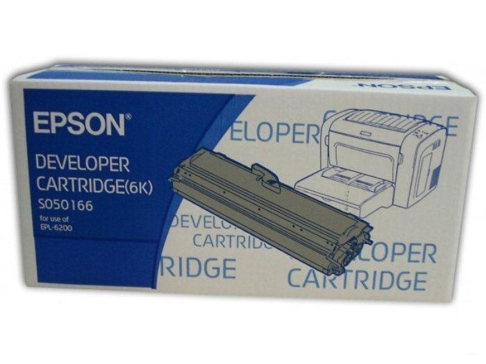 Mực in Epson S050166 Black Toner Cartridge (S050166 )