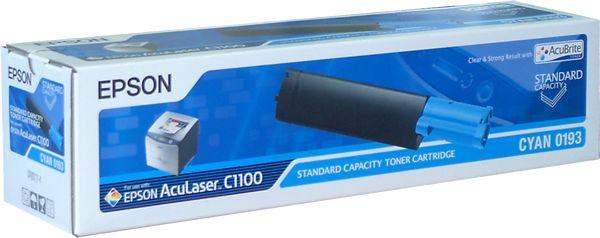 Mực in Epson S050193 Cyan Developer Cartridge - Standard Capacity