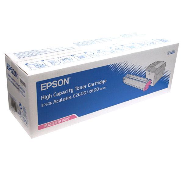 Mực in Epson S050227 Magenta Toner Cartridge (S050227)