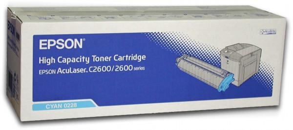Mực in Epson S050228 Cyan Toner Cartridge (S050228)