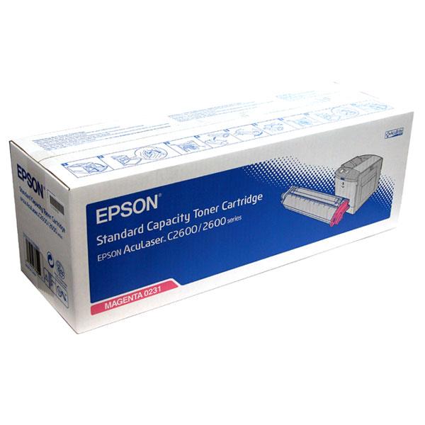 Mực in Epson S050231 Magenta Toner Cartridge (S050231)