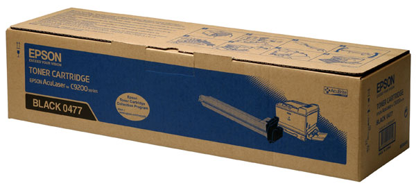 Mực in Epson S050477 Black Toner Cartridge (S050477)