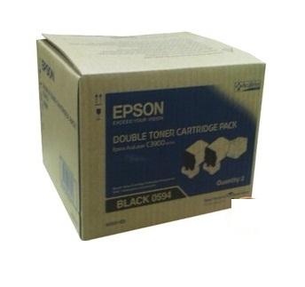 Mực in Epson S050594 Black  Toner Multipack (C13S050594)