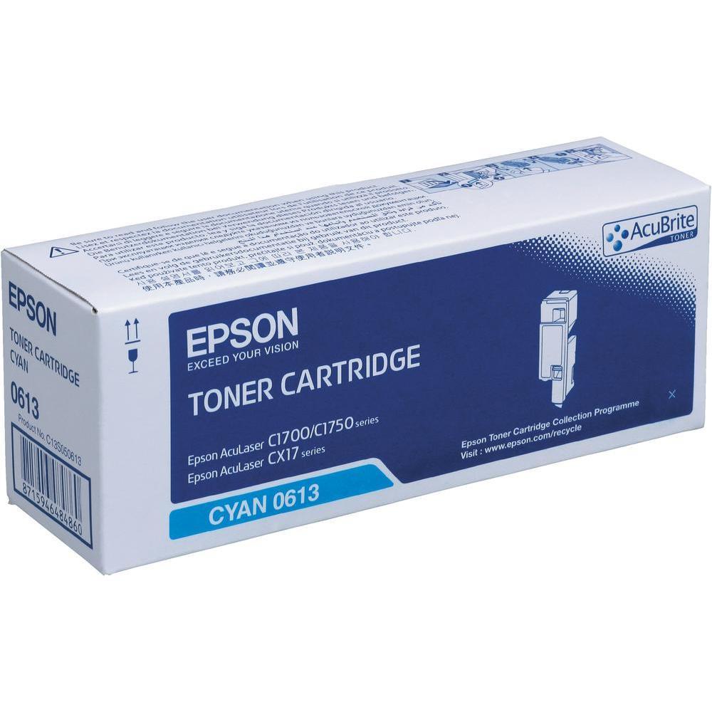 Mực in Epson S050613 Cyan Toner (C13S050613)