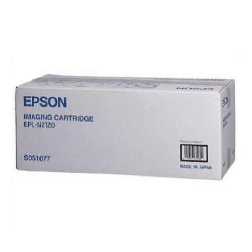 Mực in Epson S051077 Black Toner Cartridge (S051077)