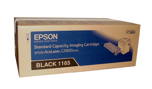 Mực in Epson S051165 Black Toner Cartridge (C13S051165)