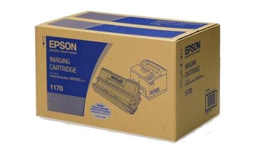 Mực in Epson S051170  Black Toner Cartridge (C13S051170)