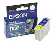 Mực in Epson T007, Black Ink Cartridge (C13T007091)