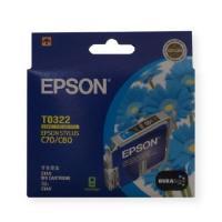 Mực in Epson T032290 Cyan Ink Cartridge (T032290)
