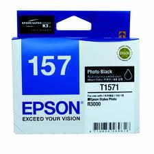 Mực in Epson T157190 Photo Black Ink Cartridge (T157190)