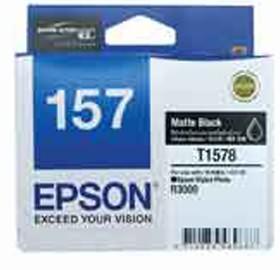 Mực in Epson T157890 Matte Black Ink Cartridge (T157890)