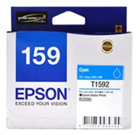 Mực in Epson T159290 Cyan Ink Cartridge (T159290)