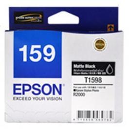Mực in Epson T159890 Matte Black Ink Cartridge (T159890)