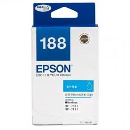 Mực in Epson T188 Cyan Original Cartridge (C13T188290)