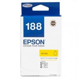 Mực in Epson T188 Yellow Original Cartridge (C13T188490)
