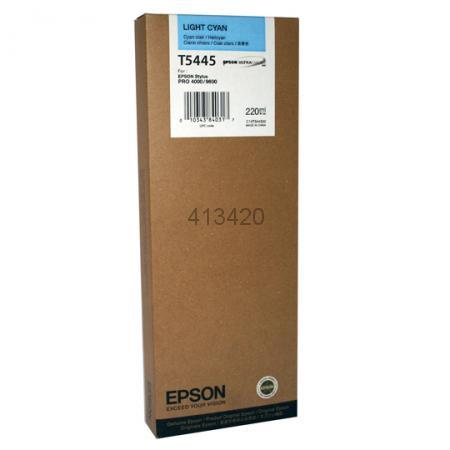Mực in Epson T544500 Light Cyan Ink Cardtridge (T544500)