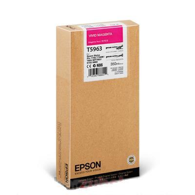 Mực in Epson T596300 Vivid Magenta Ink Cartridge (T596300)