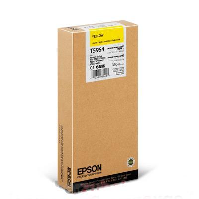 Mực in Epson T596400 Yellow Ink Cartridge (T596400)
