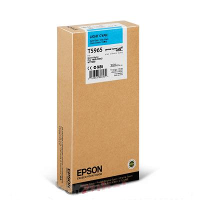 Mực in Epson T596500 Light Cyan Ink Cartridge (T596500)