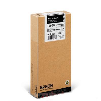 Mực in Epson T596800 Matte Black Ink Cartridge (T596800)