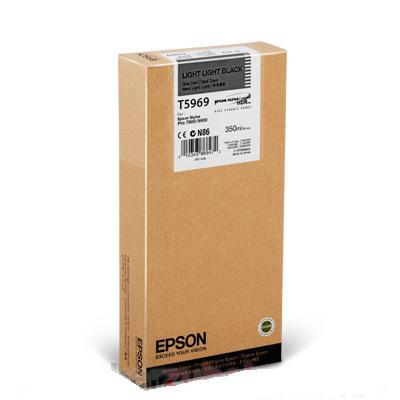 Mực in Epson T596900 Light Light Black Ink Cartridge (T596900)